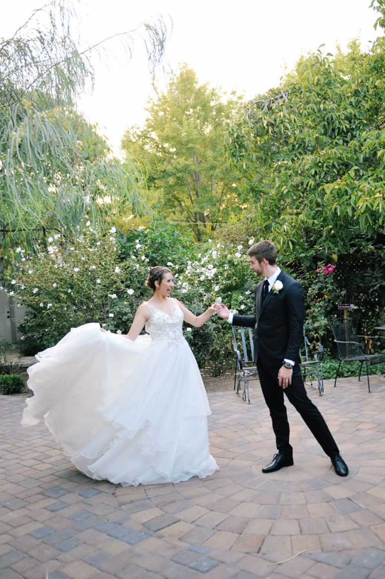 Lizzie + Jacob's Wedding in Brentwood