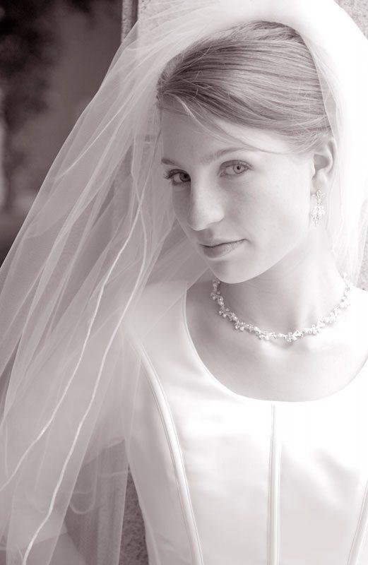 Modesto Studio of Photography - Bridal Portrait, Modesto, CA - Tammy Hughes