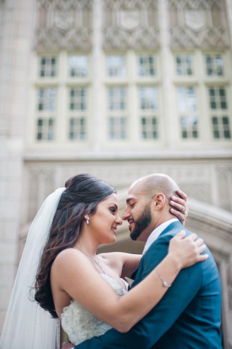 Pantelis + Eleni's Greek Wedding at St. Basil's in Stockton
