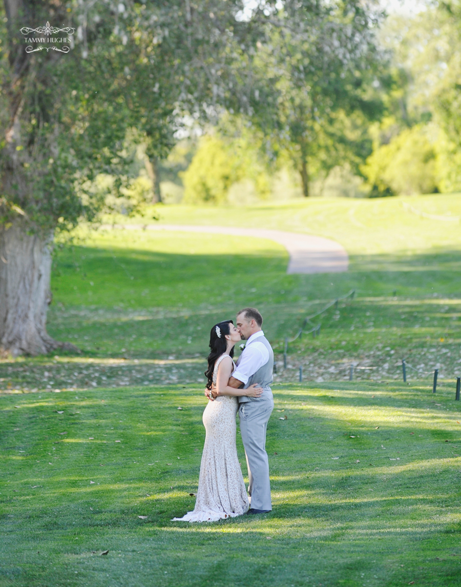 Tammy Hughes Modesto Wedding Photographer