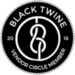 Black Twine Vendor Circle - Tammy Hughes Photography