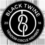 Black Twine Vendor Circle - Tammy Hughes Photography